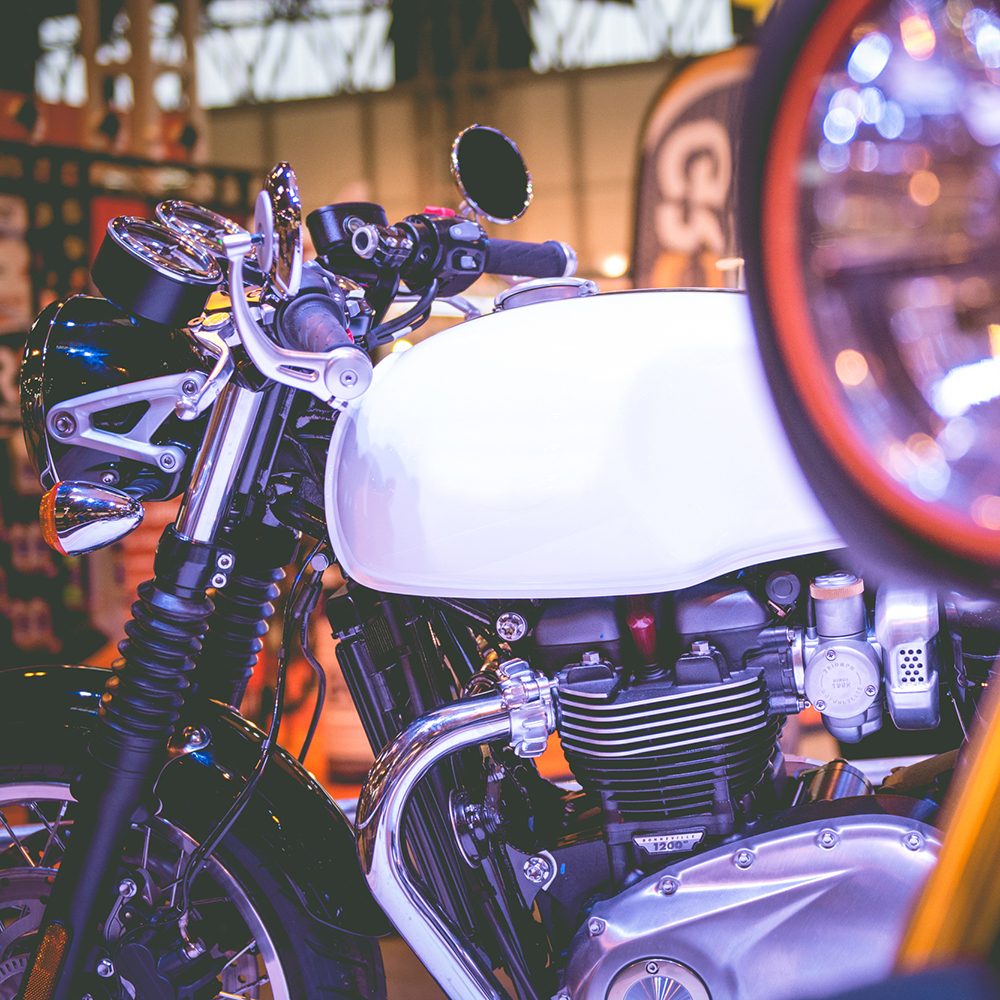 Traditional Motorcycle Dealer Warranty